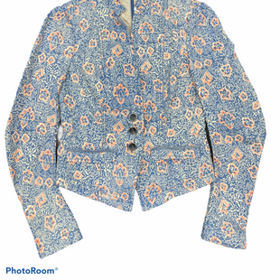 Primary Photo - BRAND: FREE PEOPLE STYLE: JACKET OUTDOOR COLOR: BLUE SIZE: 0 SKU: 206-20693-6541