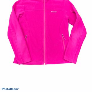Primary Photo - BRAND: COLUMBIA STYLE: FLEECE COLOR: PINK SIZE: M SKU: 206-20639-11825