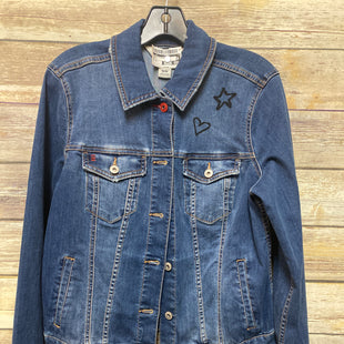 Primary Photo - BRAND:   CMC STYLE: JACKET OUTDOOR COLOR: DENIM SIZE: M OTHER INFO: EV1 - SKU: 206-20618-73298