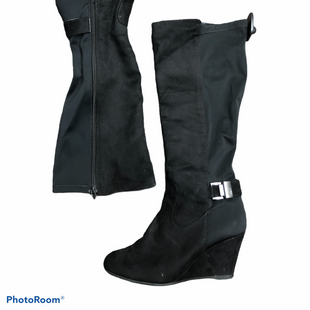 Primary Photo - BRAND: CHINESE LAUNDRY STYLE: BOOTS KNEE COLOR: BLACK SIZE: 7 SKU: 206-20618-86397