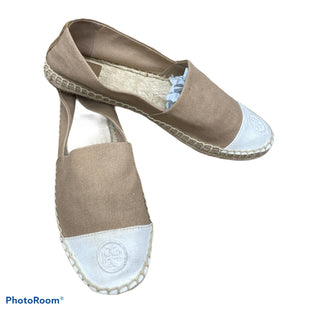 Primary Photo - BRAND: TORY BURCH STYLE: SHOES FLATS COLOR: TAN SIZE: 10.5 OTHER INFO: AS IS SKU: 206-20664-9298