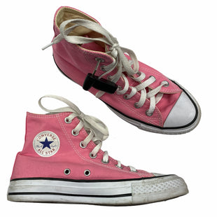 Primary Photo - BRAND: CONVERSE STYLE: SHOES FLATS COLOR: PINK SIZE: 6 SKU: 206-20618-86294