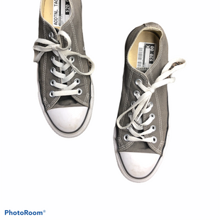 Primary Photo - BRAND: CONVERSE STYLE: SHOES FLATS COLOR: GREY SIZE: 8 SKU: 206-20693-4551