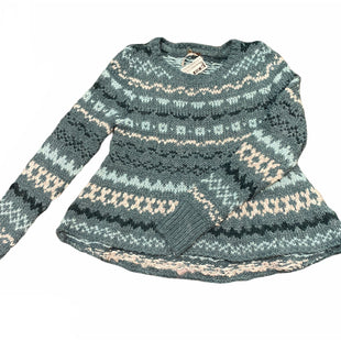Primary Photo - BRAND: FREE PEOPLE STYLE: SWEATER LIGHTWEIGHT COLOR: BLUE SIZE: XS SKU: 206-20618-87017