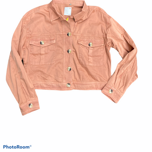 Primary Photo - BRAND: SO STYLE: JACKET OUTDOOR COLOR: ORANGE SIZE: M SKU: 206-20618-86126