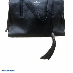 Primary Photo - BRAND: KATE SPADE STYLE: HANDBAG DESIGNER COLOR: BLACK SIZE: MEDIUM SKU: 206-20694-17