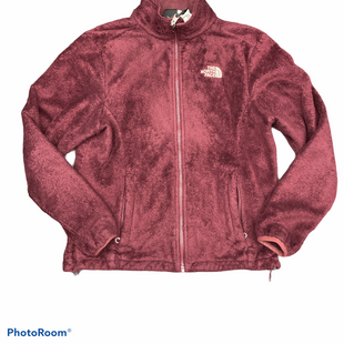 Primary Photo - BRAND: NORTHFACE STYLE: JACKET OUTDOOR COLOR: MAROON SIZE: S SKU: 206-20618-85036