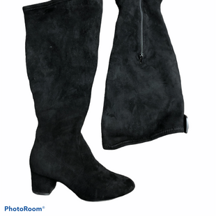 Primary Photo - BRAND: LANE BRYANT O STYLE: BOOTS KNEE COLOR: BLACK SIZE: 10 SKU: 206-20618-86574