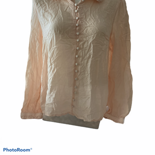 Primary Photo - BRAND: MODCLOTH STYLE: TOP LONG SLEEVE COLOR: PEACH SIZE: XL SKU: 206-20664-11510