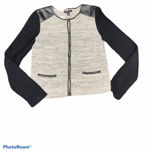 Primary Photo - BRAND: WILLI SMITH STYLE: SWEATER CARDIGAN LIGHTWEIGHT COLOR: GREY SIZE: M SKU: 206-20639-12550