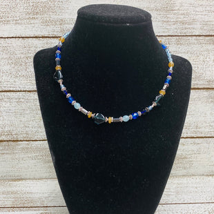 Primary Photo - BRAND: NAPIER STYLE: NECKLACE COLOR: BLUE SKU: 206-20664-6985