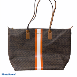 Primary Photo - BRAND: MICHAEL BY MICHAEL KORS STYLE: HANDBAG DESIGNER COLOR: BROWN SIZE: LARGE SKU: 206-20664-10148