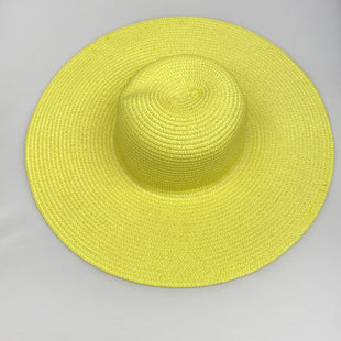 Primary Photo - BRAND:    CLOTHES MENTOR STYLE: HAT COLOR: YELLOW OTHER INFO: WB - SKU: 206-20689-7780