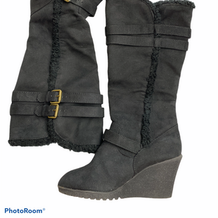 Primary Photo - BRAND: OLD NAVY STYLE: BOOTS KNEE COLOR: BLACK SIZE: 6 SKU: 206-20664-9620