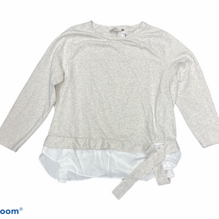 Primary Photo - BRAND: LOFT STYLE: TOP LONG SLEEVE COLOR: GREY SIZE: 3X SKU: 206-20664-10807