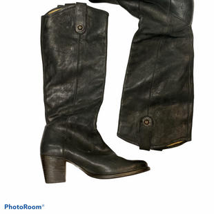 Primary Photo - BRAND: FRYE STYLE: BOOTS DESIGNER COLOR: BLACK SIZE: 8 SKU: 206-20693-4542