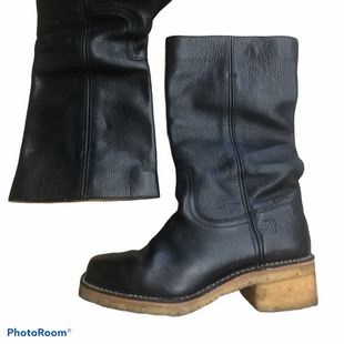 Primary Photo - BRAND: FRYE STYLE: BOOTS DESIGNER COLOR: BLACK SIZE: 8 OTHER INFO: AS IS SKU: 206-20693-4540