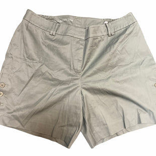 Primary Photo - BRAND: TALBOTS O STYLE: SHORTS COLOR: OLIVE SIZE: 16 SKU: 206-20618-87208