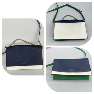 Primary Photo - BRAND: KATE SPADE STYLE: HANDBAG DESIGNER COLOR: BLUE GREEN SIZE: SMALL SKU: 206-20618-93204