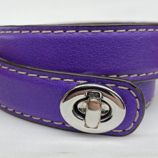 Primary Photo - BRAND: COACH STYLE: BRACELET COLOR: PURPLE SKU: 206-20618-88690