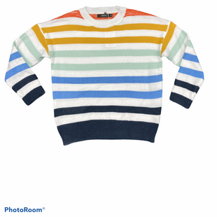 Primary Photo - BRAND:  CME STYLE: SWEATER LIGHTWEIGHT COLOR: STRIPED SIZE: S OTHER INFO: ZESICA - SKU: 206-20689-11460