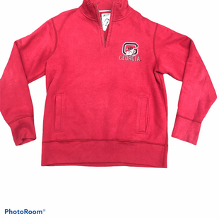 Primary Photo - BRAND:    CLOTHES MENTOR STYLE: JACKET OUTDOOR COLOR: RED SIZE: L OTHER INFO: TAILGATE - SKU: 206-20618-86469