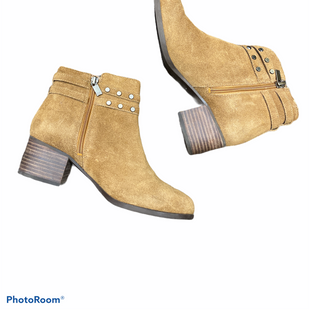 Primary Photo - BRAND: KOOLABURRA BY UGG STYLE: BOOTS ANKLE COLOR: TAN SIZE: 7 SKU: 206-20664-9697