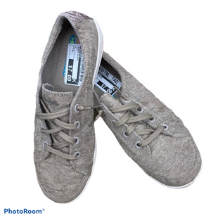 Primary Photo - BRAND: SKECHERS STYLE: SHOES FLATS COLOR: TAN SIZE: 9 SKU: 206-20618-87253