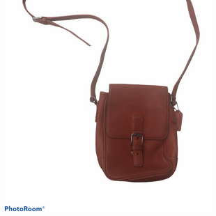 Primary Photo - BRAND: COACH STYLE: HANDBAG DESIGNER COLOR: RED SIZE: SMALL SKU: 206-20693-5300