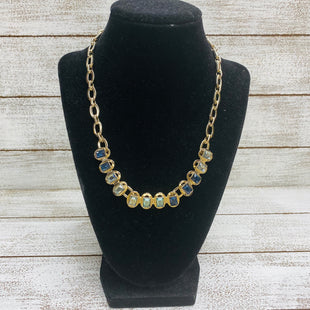 Primary Photo - BRAND: BANANA REPUBLIC STYLE: NECKLACE COLOR: BLUE GREEN SKU: 206-20657-35827
