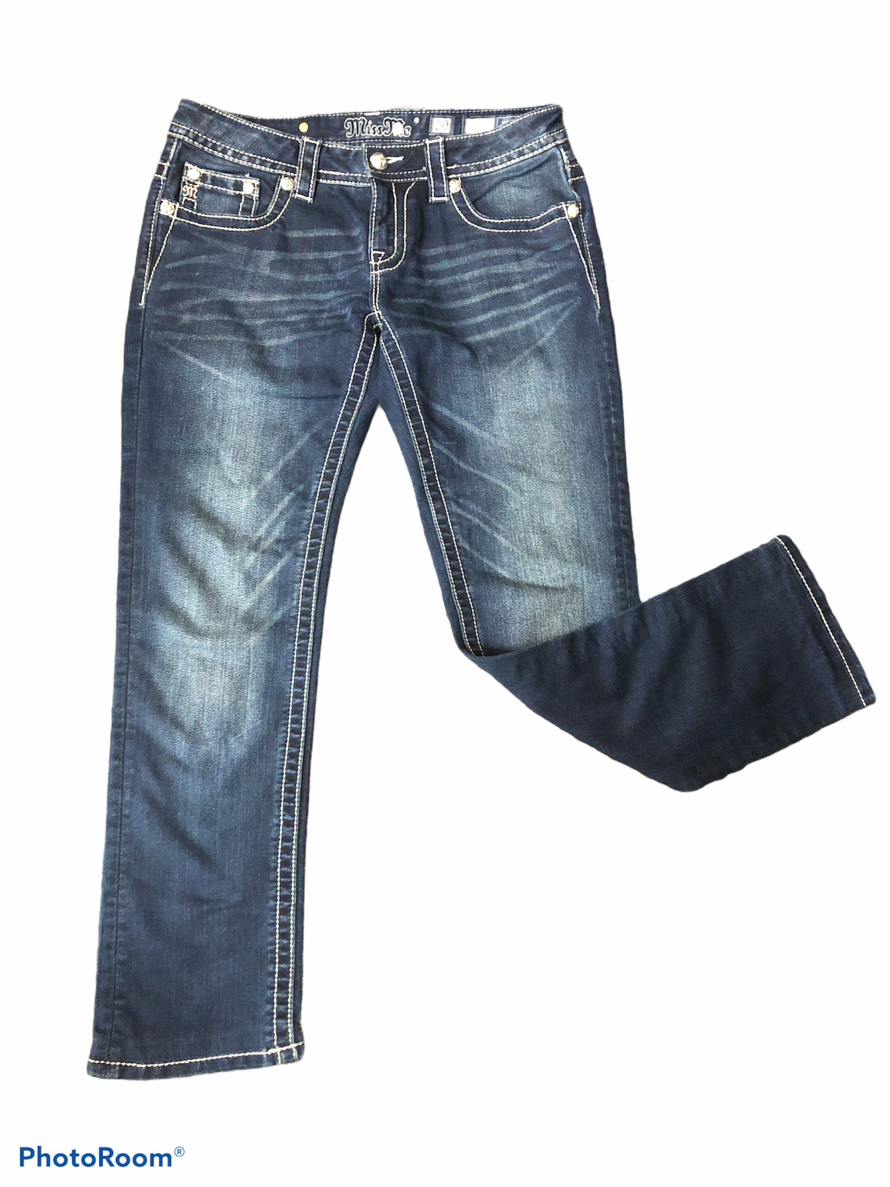 Primary Photo - BRAND: MISS ME <BR>STYLE: JEANS DESIGNER <BR>COLOR: DENIM <BR>SIZE: 6 <BR>SKU: 206-20693-4529