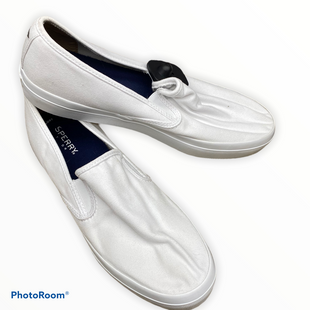 Primary Photo - BRAND: SPERRY STYLE: SHOES FLATS COLOR: WHITE SIZE: 12 SKU: 206-20689-9071