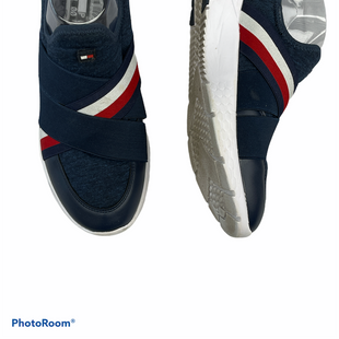 Primary Photo - BRAND: TOMMY HILFIGER STYLE: SHOES ATHLETIC COLOR: RED WHITE BLUE SIZE: 9.5 SKU: 206-20618-94117