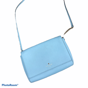 Primary Photo - BRAND: KATE SPADE STYLE: HANDBAG DESIGNER COLOR: BLUE SIZE: SMALL OTHER INFO: CHARLOTTE STREET ALEK SKU: 206-20618-91014