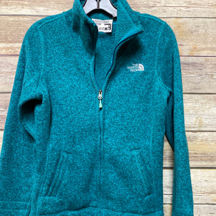 Primary Photo - BRAND: NORTHFACE STYLE: JACKET OUTDOOR COLOR: TEAL SIZE: S SKU: 206-20684-1925