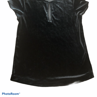 Primary Photo - BRAND: ANN TAYLOR STYLE: TOP SHORT SLEEVE COLOR: BLACK SIZE: S SKU: 206-20693-4609
