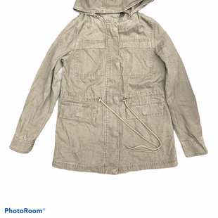 Primary Photo - BRAND: UNIVERSAL THREAD STYLE: JACKET OUTDOOR COLOR: OLIVE SIZE: S SKU: 206-20664-11065