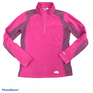 Primary Photo - BRAND: NORTHFACE STYLE: FLEECE COLOR: PURPLE SIZE: M SKU: 206-20689-9975