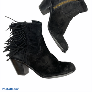 Primary Photo - BRAND: SAM EDELMAN STYLE: BOOTS ANKLE COLOR: BLACK SIZE: 6 SKU: 206-20618-87203