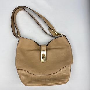 Primary Photo - BRAND: COACH STYLE: HANDBAG DESIGNER COLOR: NUDE SIZE: MEDIUM OTHER INFO: AMBER DUFFLE BAG SKU: 206-20689-10819