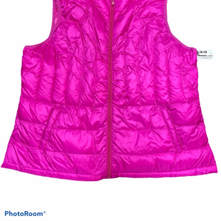 Primary Photo - BRAND: BE INSPIRED STYLE: VEST COLOR: PINK SIZE: 2X SKU: 206-20618-87213
