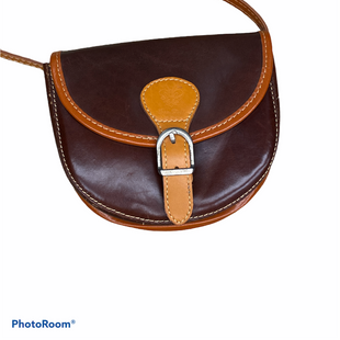 Primary Photo - BRAND:   CMC STYLE: HANDBAG LEATHER COLOR: BROWN SIZE: SMALL SKU: 206-20693-7763