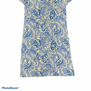 Primary Photo - BRAND: LILLY PULITZER STYLE: DRESS SHORT SHORT SLEEVE COLOR: BLUE WHITE SIZE: S SKU: 206-20618-94600