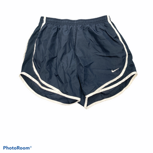 Primary Photo - BRAND: NIKE STYLE: ATHLETIC SHORTS COLOR: NAVY SIZE: M SKU: 206-20693-8443