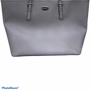 Primary Photo - BRAND: MICHAEL KORS STYLE: HANDBAG DESIGNER COLOR: GREY SIZE: LARGE OTHER INFO: JET SET TRAVEL LARGE CARRYALL SKU: 206-20618-90143
