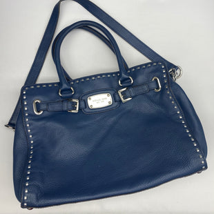 Primary Photo - BRAND: MICHAEL KORS STYLE: HANDBAG DESIGNER COLOR: BLUE SIZE: MEDIUM SKU: 206-20618-89230