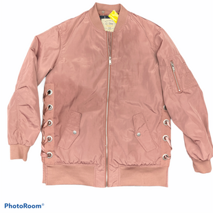 Primary Photo - BRAND: CI SONO STYLE: JACKET OUTDOOR COLOR: PINK SIZE: L SKU: 206-20689-9211