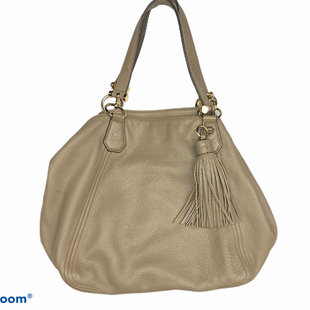 Primary Photo - BRAND: MICHAEL KORS STYLE: HANDBAG DESIGNER COLOR: TAN SIZE: MEDIUM SKU: 206-20694-429