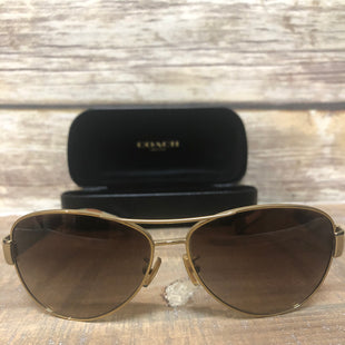 Primary Photo - BRAND: COACH STYLE: SUNGLASSES COLOR: LEOPARD PRINT SKU: 206-20689-5234