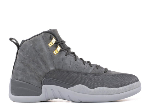 "AIR JORDAN 12 RETRO ""DARK GREY"" - Sz 10"